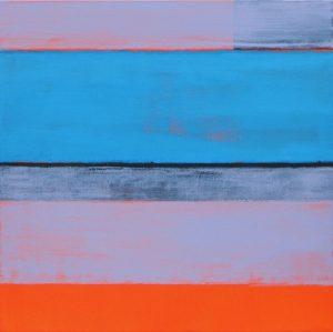 La Petite Plage 1 / 11.81 x 11.81 in (30 x 30 cm)