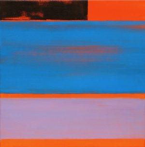 La Petite Plage 3 / 11.81 x 11.81 in (30 x 30 cm)