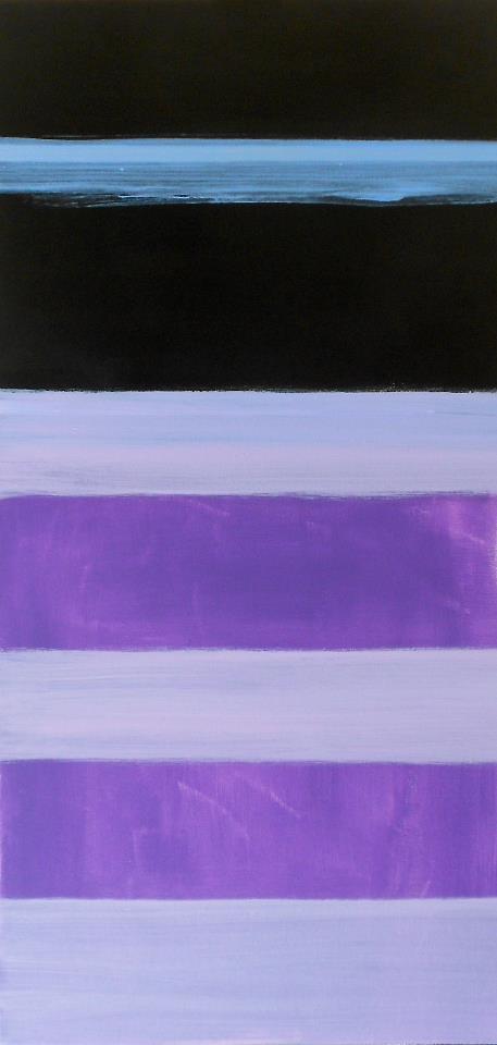 Estela 1 / 15.74 x 31.49 in  (40 x 80 cm)