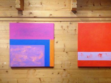 RÊVES ET ASSEMBLAGES. Galerie La Hotte. Les Diablerets, Switzerland