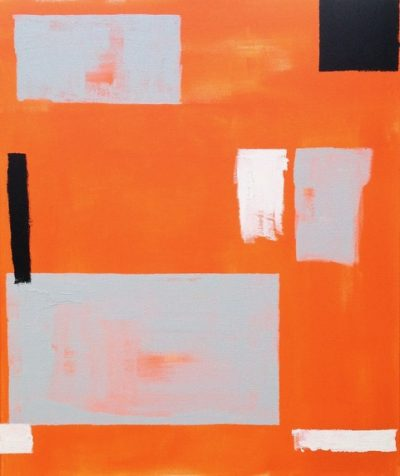 Orange 22 / 19.68 x 23.62 in (50 x 60 cm)
