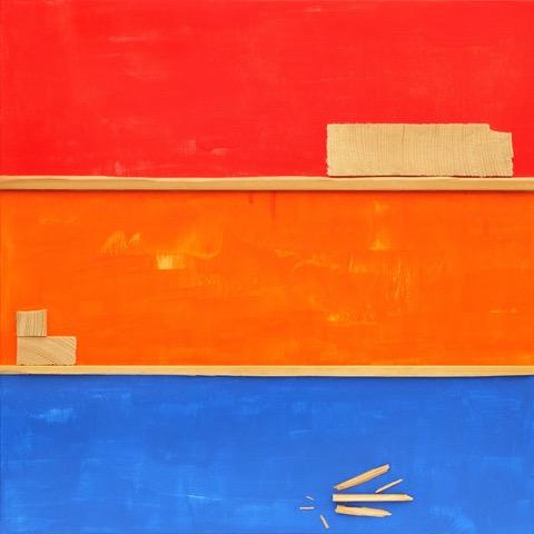 Le Rêve d'Yvan  (Yvan's Dream)  / 15.74 x 15.74 in (40 x 40 cm)